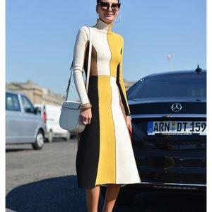 Salvatore Ferragamo Fashion Week 2015 Dress